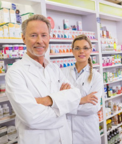 Pharmacists give advice for dry mouth